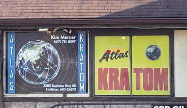 Atlas Kratom vendor review