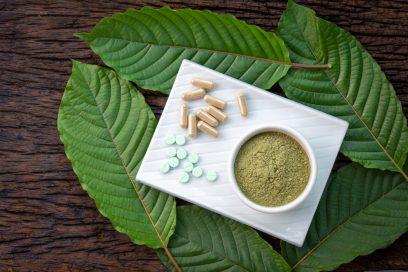 Golden Leaf botanicals product