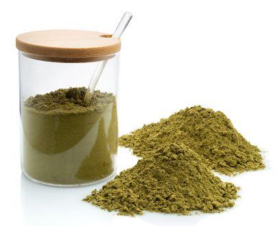 Green Sumatra Powder