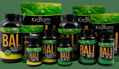 Kratom Kaps Bali Review