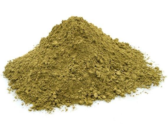 Red Bentuangie Powder