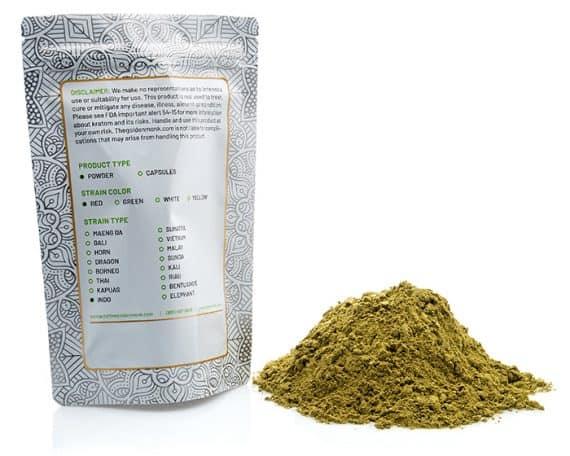 Red Indo Bag Powder