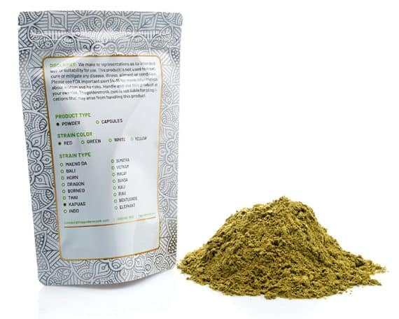 Red Kapuas Bag Powder
