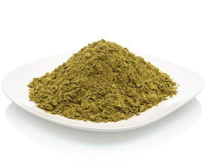 White Sumatra Powder