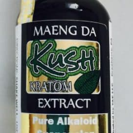 Kush Kratom Vendor Review