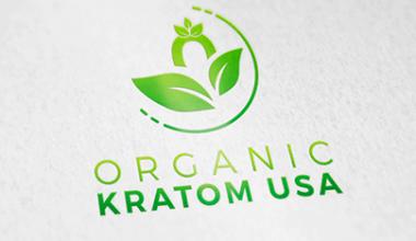 organic kratom usa logo