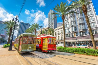 New Orleans Cable Cars
