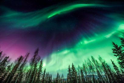 Aurora Borealis Fairbanks Alaska Kratom Vendors